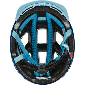ABUS Hyban Casco, core blue